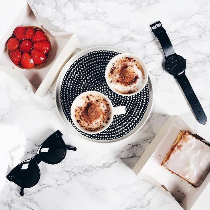 Dessert? Well yes please. // #marimekko #siirtolapuutarha #regram // Siirtolapuutarha plate by @mija_mija by marimekkodesignhouse
