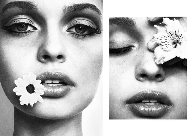 Beautiful Rebeka Breymas at Mikas Photographed by Sara Bille