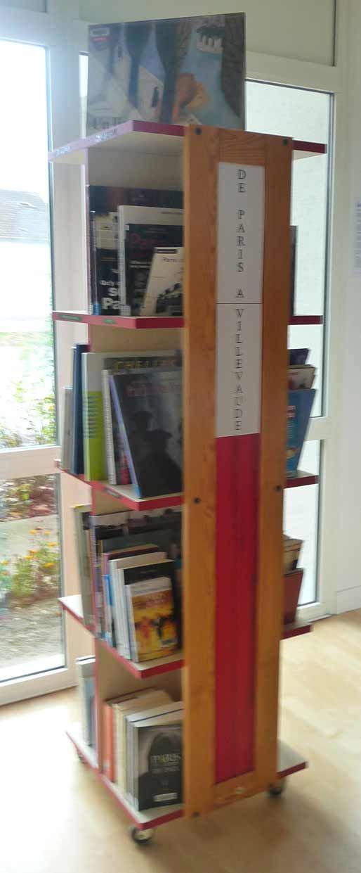80 livres choisis avec attention pour se documenter sur Paris, Villevaudé, la ville, la campagne et comment évolue une ville.