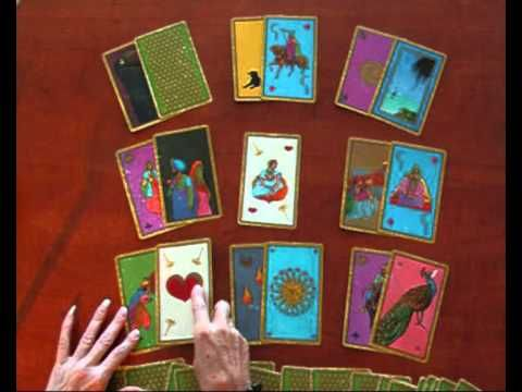Les tarots divinatoires: le tarot persan en ligne | Tirage Tarot Gratuit En Ligne