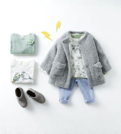Shop by Look - Baby Girls - Kids | ZARA United States