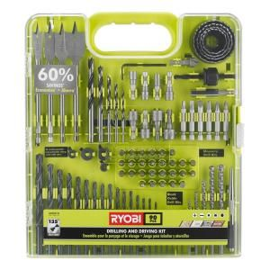 Ryobi Drill and Drive Kit (90-Piece) A98901G at The Home Depot - Mobile