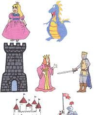Risultati immagini per personaggi di una fiaba