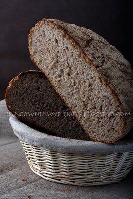 Chleb pszenno-żytni na zakwasie, Mój ulubiony chleb | White Plate