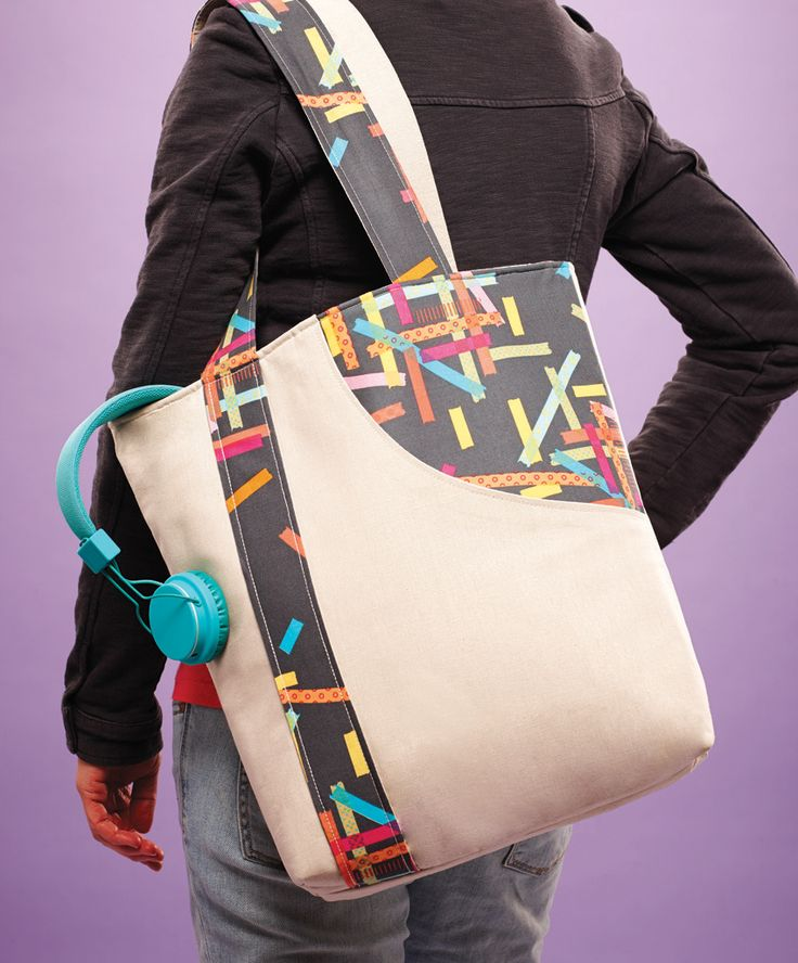 Spring and summer are the seasons of the bag and the Sew Daily team has produced a new eBook that has 9 lovely bag patterns and a ton of great techniques and tips. Here are tricks from Katrina Loving on how to make your bag sturdier: Consider the Stress Points Think about how your bag will be…
