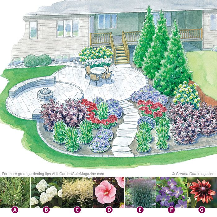 A Beautiful Getaway Garden