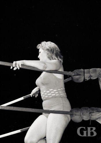 578 Best Old School Lady Wrestlers Images On Pinterest
