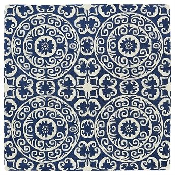 Rugs Direct Ankara Squares Damask Rugs | Rugs Direct