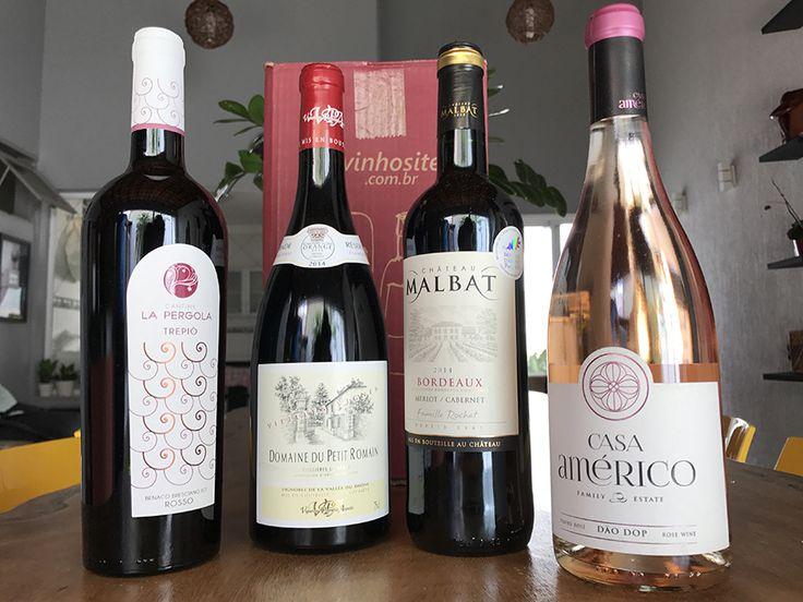 Dicas de vinhos pelo Clube do vinho