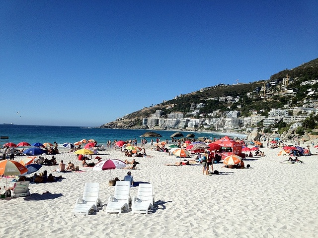Spend the day in the sun or have a sunset picnic on one of Cape Towns world renowned beaches.