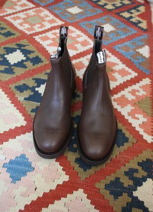 Kaufe meinen Artikel bei #Kleiderkreisel http://www.kleiderkreisel.de/damenschuhe/stiefeletten/137928630-ankle-boots-boho-blogger-levis-dunkelbraun