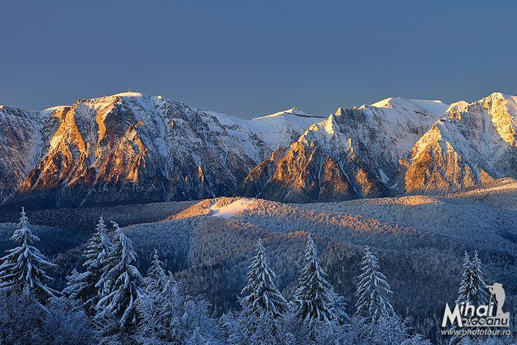 Bucegi Mountains, In the Romanian Carpathians