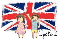 Anglais_Cycle2 Ressources : chanson + exploitation sur les thèmes de la famille, les couleurs, la maison et Xmas