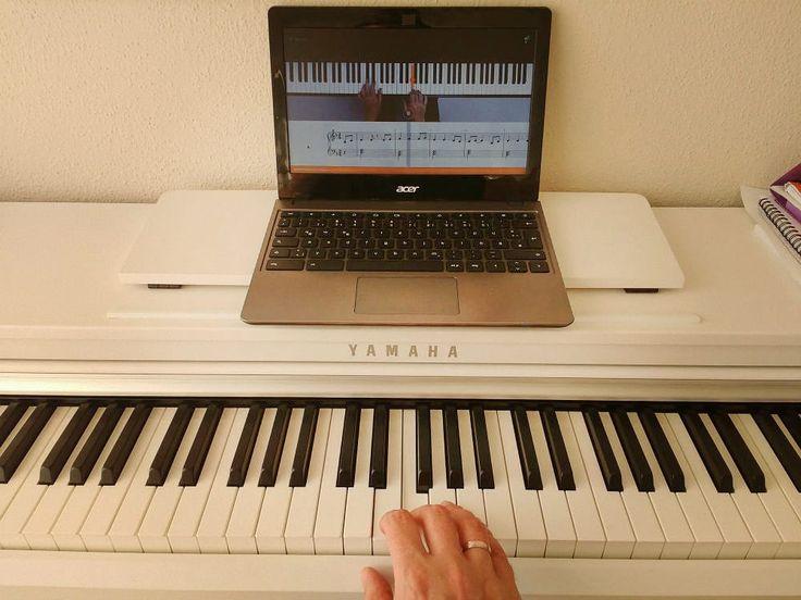 Online Klavier lernen: flowkey im Test