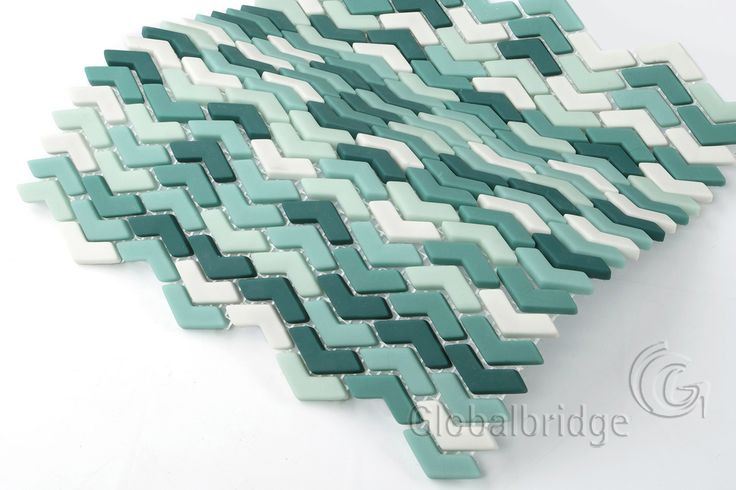 The enamel glass mosaic is very different from other kinds of mosaic tiles. It has features what glass mosaic has, such as zero water absorption, anti-acid, anti-alkali, chemical resistance and color never fade.