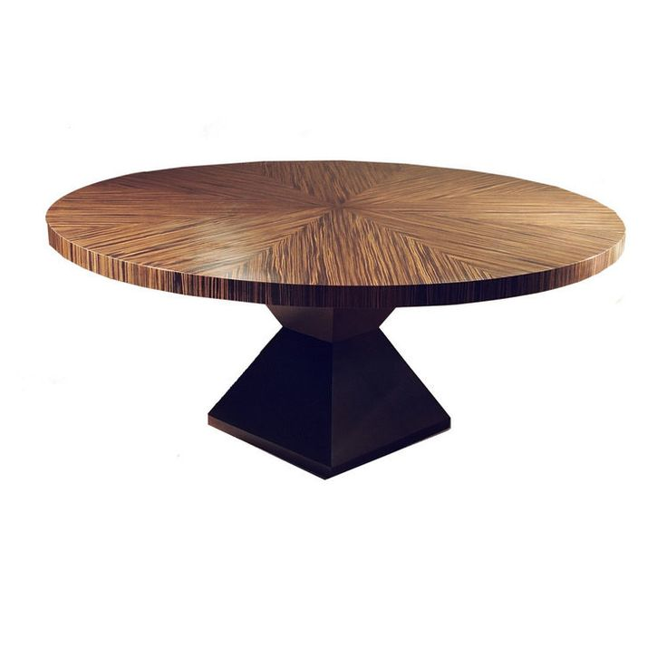kalahari round dining table