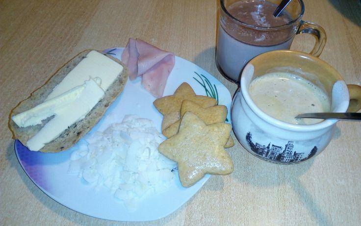 Skvela snídaně ;) zdravá snídaně
