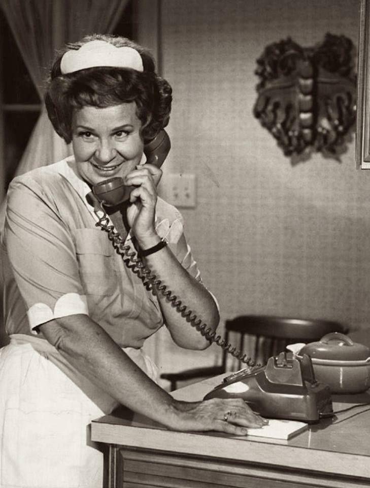 Shirley Booth as Hazel in 'Hazel' (TV Series 1961–1966)