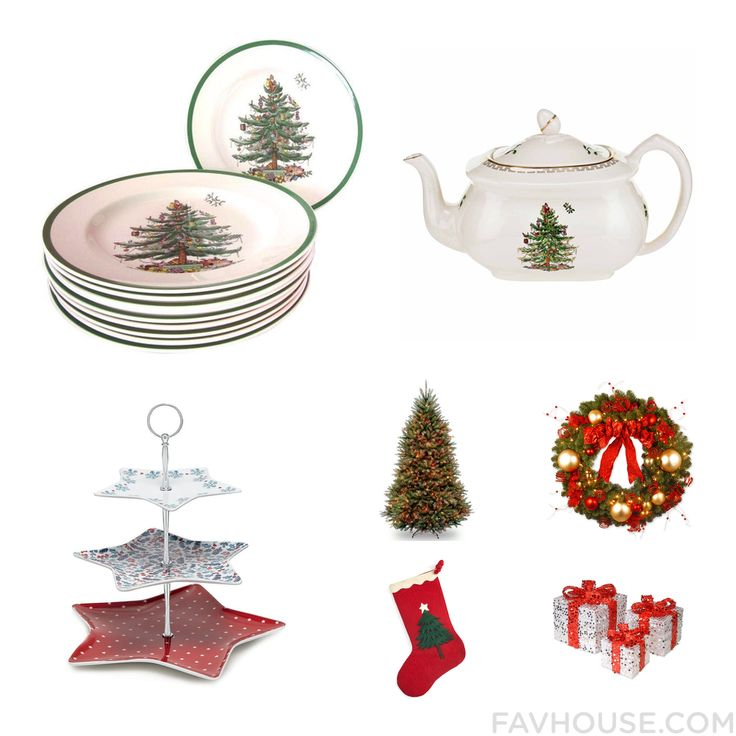 Decor Tricks Featuring Spode Dinnerware Spode At Home With Ashley Thomas Serveware And Christmas Home Decor From December 2016 #home #decor