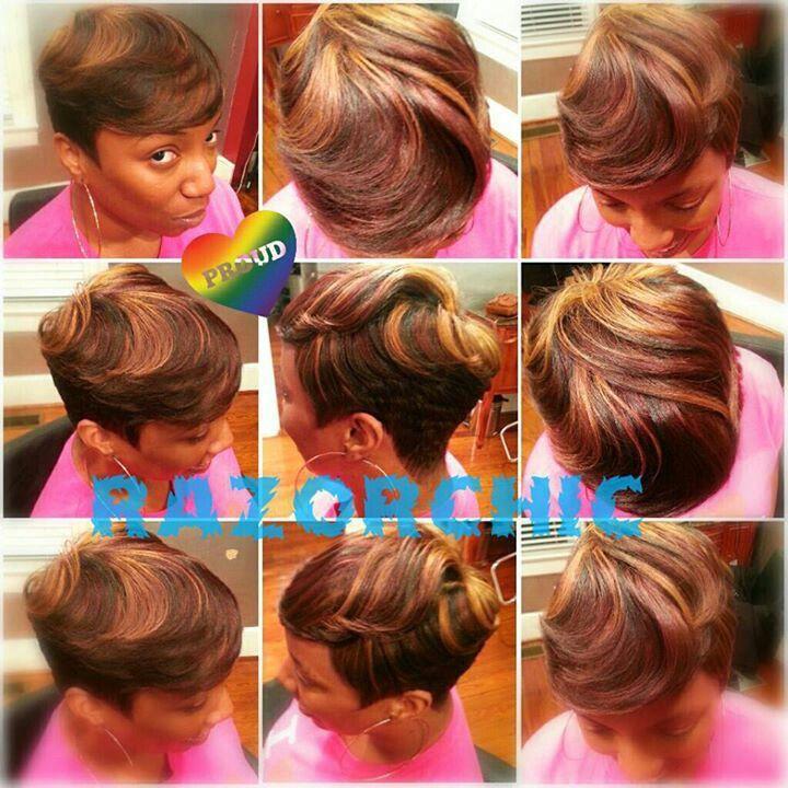 Razor chic hair of Atlanta