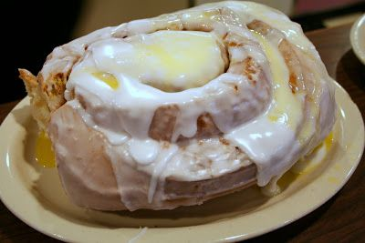Mock Yoder Kansas Cinnamon Rolls Most Small Towns In