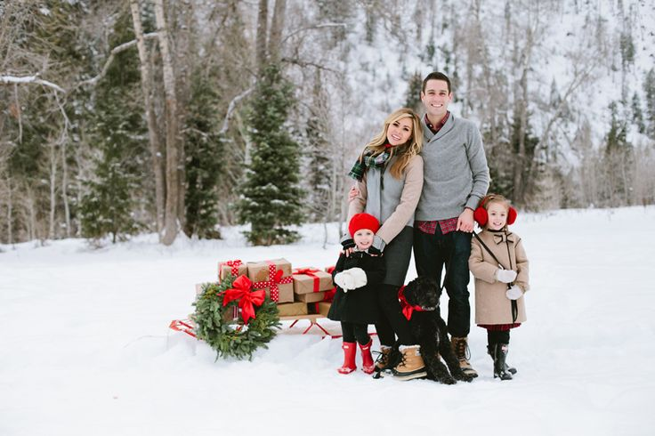 Holiday Family Shoot » Lindsey Orton Photography