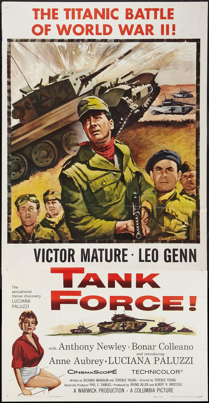 force mature tank victor