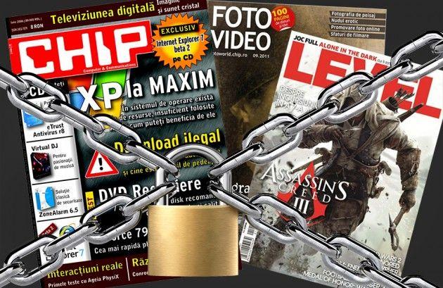 Adio revista Chip & comp. – Statistica unei industrii  Ce mai cumparam Chip pe vremuri... intradevar acum citesc de pe tableta mult mai multe surse de informatii. Oare Chip a murit pentru ca nu s-a reinventat?