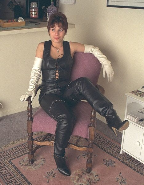 Mature Wives In Boots 46