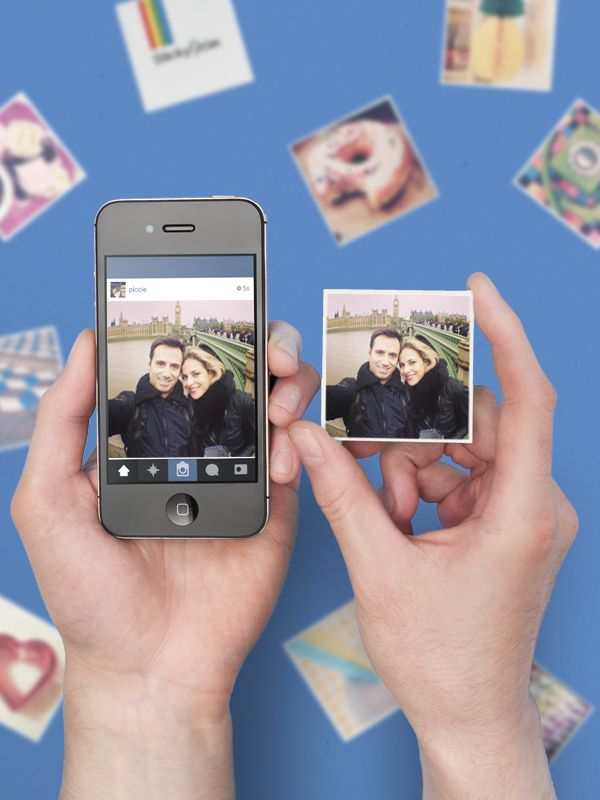 This website turns your Instagrams into cute little magnets! These would be cute to remember a vacation or adventure with your best friend!
