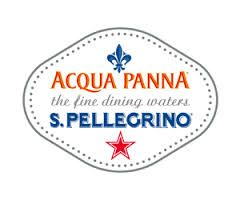 San Pellegrino & Acqua Panna - one of our great sponsors and will be showcasing their selection of delicious drinks