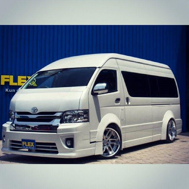 Awesome Custom Toyota Hiace -- | #Awesome | #Custom