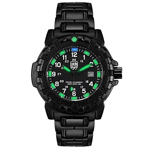 Multifunctional special forces tableOutdoor sports mens watchMens waterproof quartz watches luminousA ** You can find more details by visiting the image link.