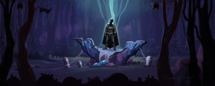 #batman#darkjungle