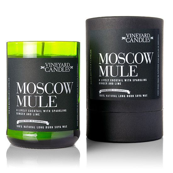 Vineyard Moscow Mule Candle