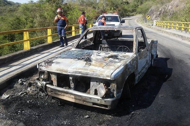 The area is home to a drug cartel known as Jalisco New Generation, but Mr Solorio would not say if the gang was behind the ambush. Description from newsgab.com. I searched for this on bing.com/images