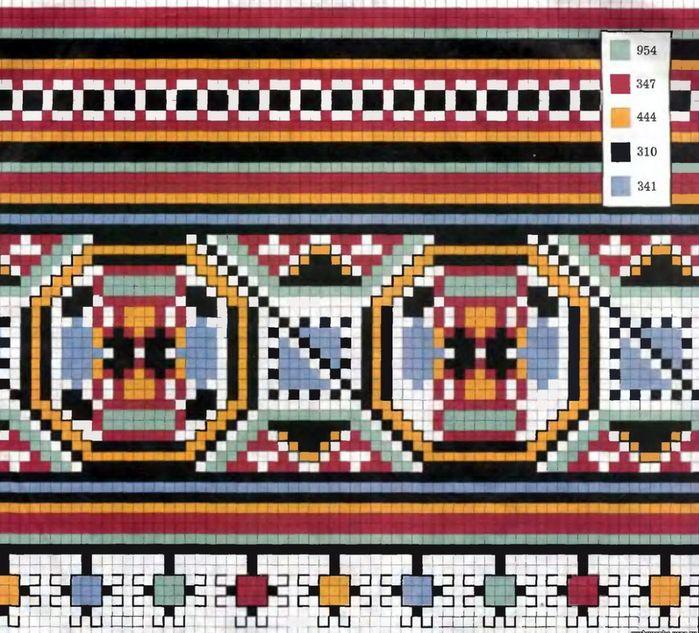 Вышивка крестом - схемы. Обсуждение на LiveInternet - Российский Сервис Онлайн-Дневников
