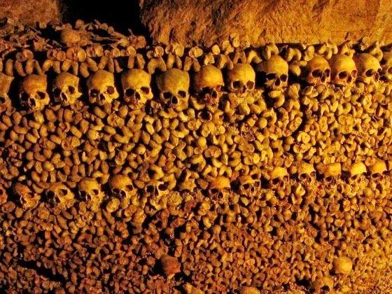 Catacomben van Parijs