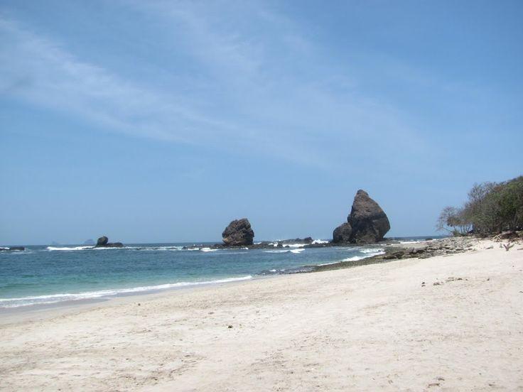 Papuma Beach brow