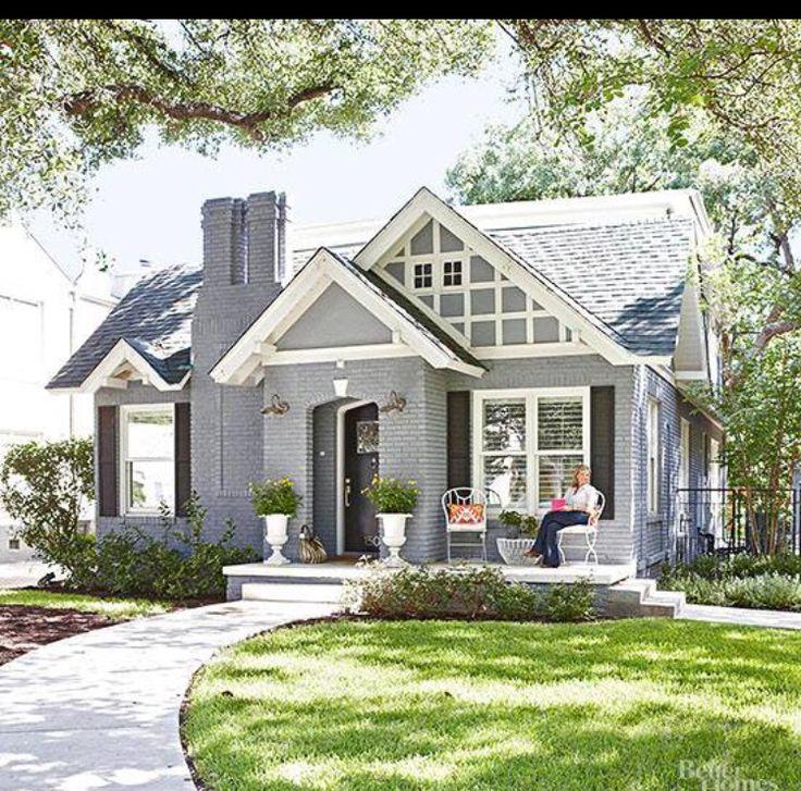 Oltre 25 fantastiche idee su case romantiche su pinterest for Piani di casa in stile cottage cape cod