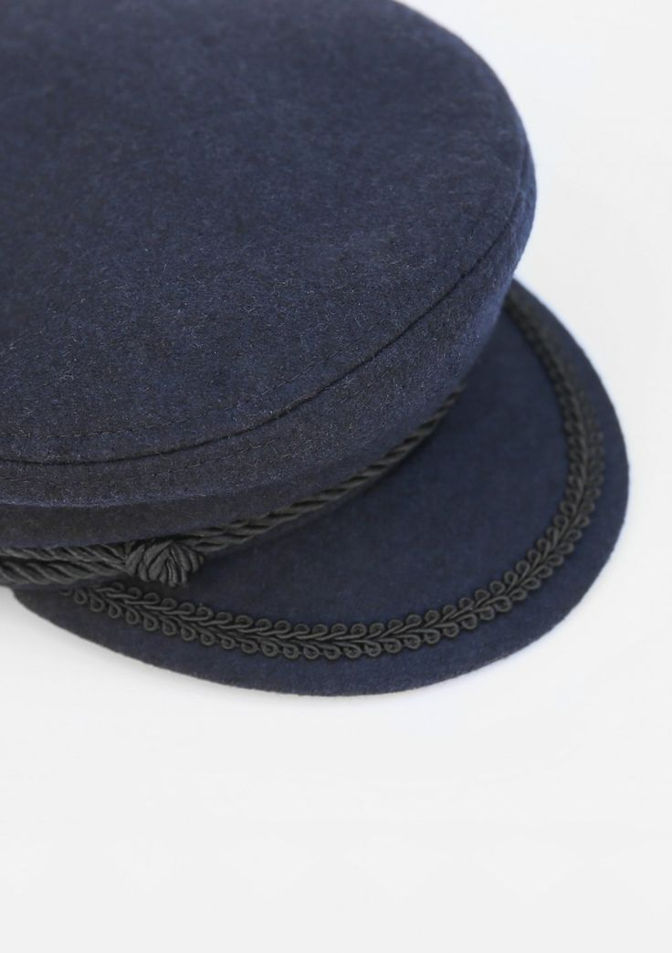 TOMMY NAVY  6thelabel.com @66thelabel #66thelabel #tommyhat #cap