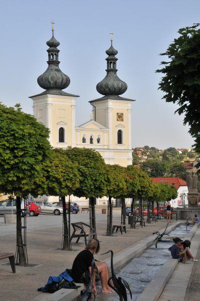 Vítejte na Vysočině   Turistický portál, Bystřice nad Pernštejnem