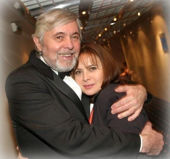Jozef Abrhám s manželkou Libuškou Šafránkovou