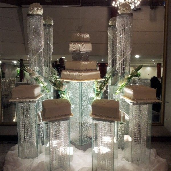 5 separate wedding cakes wedding separate tier wedding cake by 10450