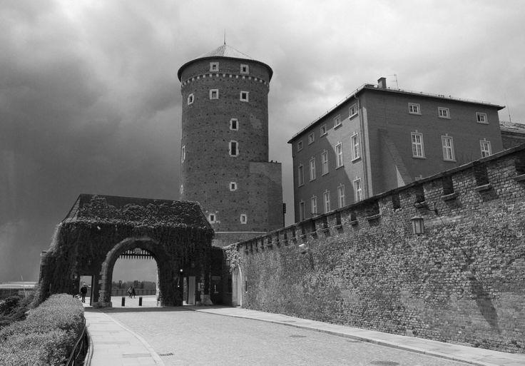 Wawel Castle Gate #Krakow