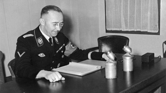 """Carta inédita de Himmler: """"Si Hitler me pidiera asesinar a mi madre, lo haría"""" – RT"""