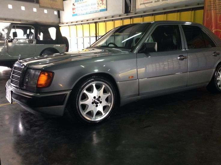 11 best images about mb w124 on pinterest classy home for Mercedes benz w124 for sale