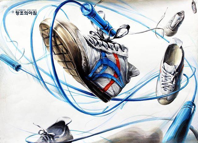 #OnitsukaTiger #오니츠카타이거 #기초디자인 #입시미술 #건국대기초디자인 #그림스타그램 #신발그리기 #운동화그리기 #그림 #미술학원 #홍대앞미술학원 #홍대앞창조의아침 #design #drawings #illustration
