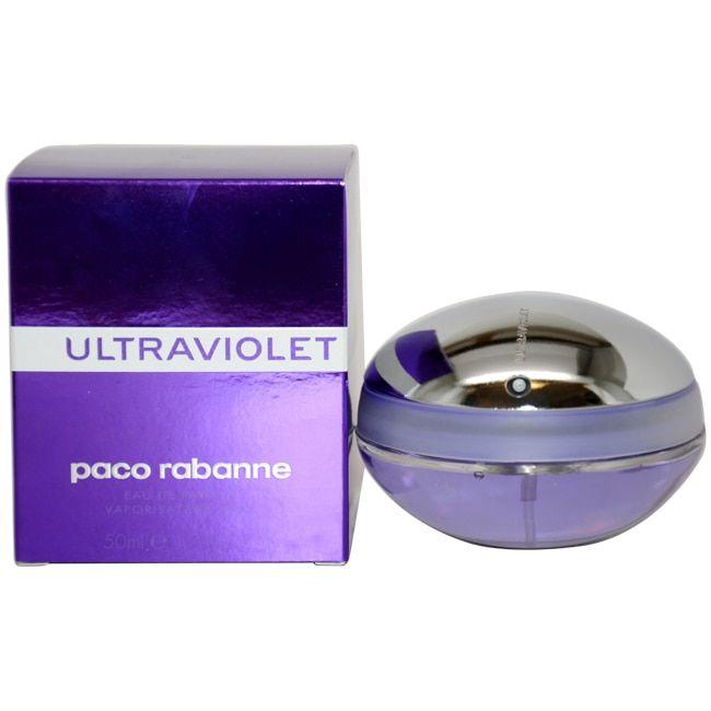 Paco Rabanne Ultraviolet Women's 1.7-ounce Eau de Parfum Spray