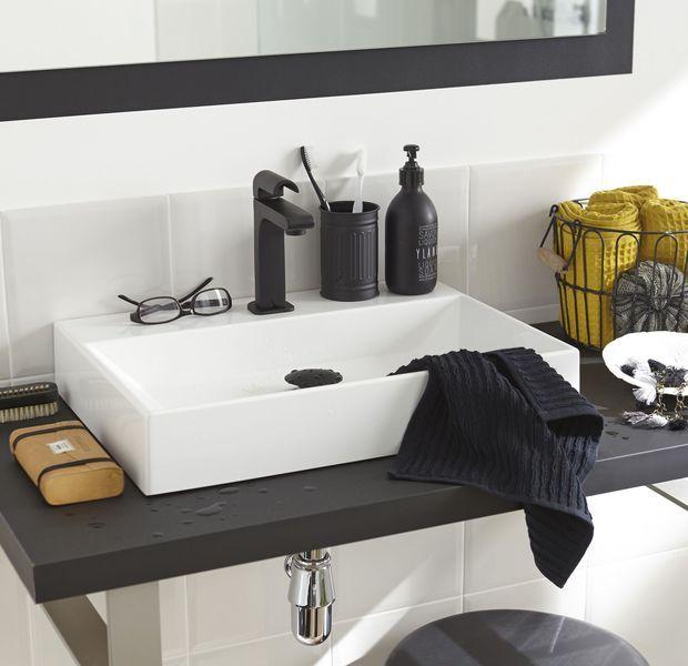 Les 126 meilleures images propos de salle de bain sur - Relooker sa salle de bain ...